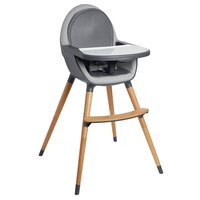 Tuo Convertible High Chair, Charcoal Grey by Skip Hop