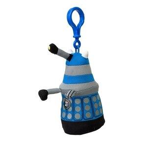 Dr. Who Talking Plush - Blue Dalek