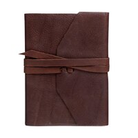 laccio leather journal by natalizia by natalizia s.a.s di