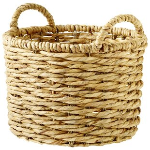 Rustic Handle with Basket – Medium