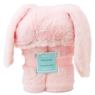 Snuggle Bunny Wrap - Pink