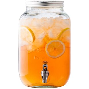 Mason Jar Drink Dispenser