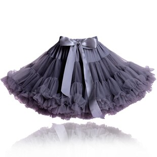 Pettiskirt Dark Silver - Infant