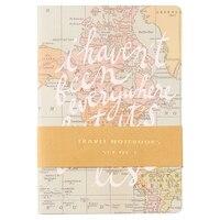 SET OF 3 NOTEBOOKS - EXPLORE, TRAVEL by Indigo