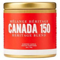 Canada 150 Heritage Blend Mini Tin Candle - 3 oz. by Indigo Scents