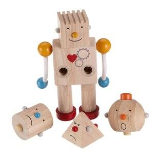 Plan Toys - Build-A-Robot
