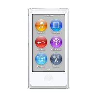 Apple iPod nano 16GB, White & Silver by Apple