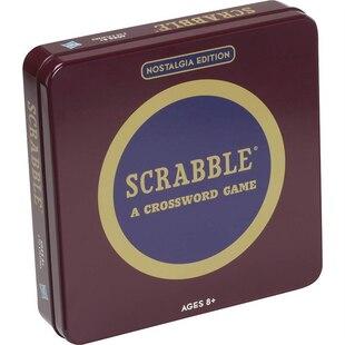 Scrabble Nostalgia Tin