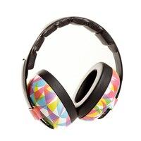 Banz Baby Earmuffs - Geo Print 0-2yrs by Banz
