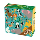 Mudpuppy Animals of the World Jumbo Puzzle