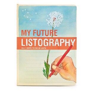 My Future Listography