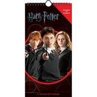 2019 12-Month Mini Calendar Harry Potter