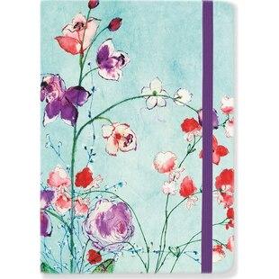 Fuchsia Blooms Small Journal