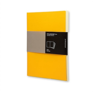 Moleskine Folio Filers Dark Orange