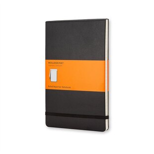 Moleskine Hard Cover Large Ruled Reporter