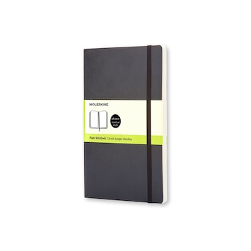 Moleskine Soft Large Plain