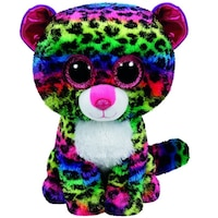 TY - Dotty the Multicolor Leopard (Medium) by Ty