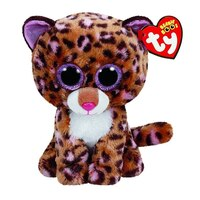 TY Beanie Boos Patches Tan Leopard by Ty