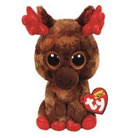 TY BEANIE BOOS - MAPLE THE MOOSE (SMALL) by Ty