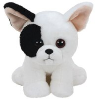 TY BEANIE BOOS Mujeek the white dog (Medium) by Ty