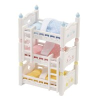 CC Triple Baby Bunk Beds by Calico Critters