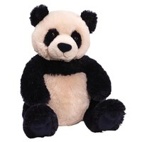 "Zi-Bo Panda Small 12"" Plush Bear by Gund"