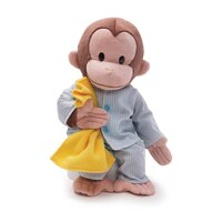 Curious George Pajamas by Gund