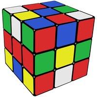Rubiks Cube Game by Kroeger