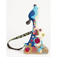 B. Woofer Hound Dog Guitar by Battat