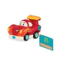 B. TOYS MINI PULL-BACK VEHICLES, RACE CAR, FREDDY ZOOM by Battat