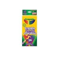 Crayola Erasable Coloured Pencils by Crayola