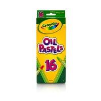 CRAYOLA OIL PASTELS by Crayola