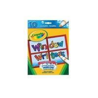 Crayola 10 Window Writers by Crayola