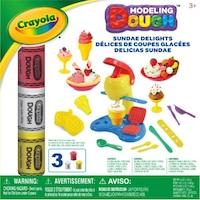 A1-1020 Crayola Sundae Delights by Crayola