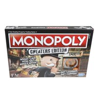 Monopoly Game: Cheaters Edition by Hasbro