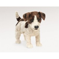 Jack Russell Terrier Puppet by Folkmanis