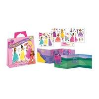 Princess Sticker Reusable Tote by Peaceable Kingdom
