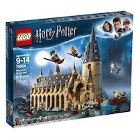LEGO(r) Harry Potter Hogwarts Great Hall - 75954 by LEGO(r)