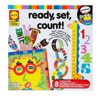 Alex Little Hands Ready, Set, Count! by Alex