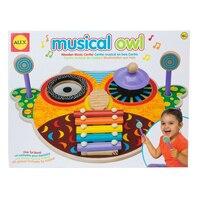Musical Owl by Alex