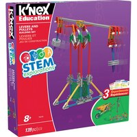 K'NEX S.T.E.M. Explorations: Levers & Pulleys Set by K'NEX