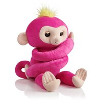 Fingerlings(r) Hugs Monkey Bella Pink by Fingerlings