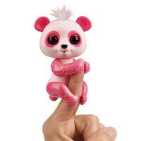 Fingerlings Baby Panda - Polly (Pink) by Fingerlings