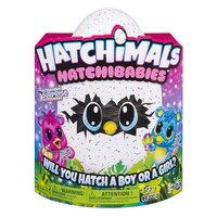 Hatchimals HatchiBabies Cheetree Hatching Egg with Interactive Pet Baby (Styles May Vary) for Ages 5 and Up by hatchimals