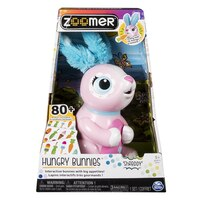 Zoomer - Hungry Bunnies Interactive Shreddy by Zoomer