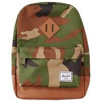 Herschel Heritage Kids Backpack Woodland Camo Tan by Herschel Supply Company Ltd