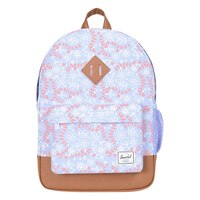 Herschel Heritage Youth Backpack, Meadow/Tan Synthetic Leather by Herschel Supply Company Ltd