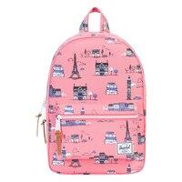 Herschel Settlement Kids Backpack, Paris Pink by Herschel Supply Company Ltd