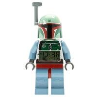 Lego Star Wars Clock - Boba Fett