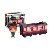 POP! RIDES: HARRY POTTER HOGWARTS EXPRESS RON WEASLEY by Funko